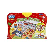 John Adams 10754 Playstuff Pizza Pasta, Multi