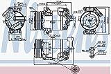 NISSENS 89216 Kompressor, Klimaanlage