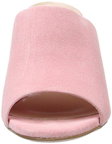 Sebastian Damen S7280cam Pantoletten Rosa (Azalea)