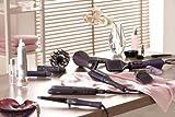 Philips ProCare Stylingbürste, einziehbare Borsten HP8634/00, 1200 Watt, violett -