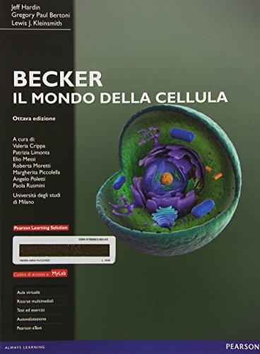 Il mondo della cellula. Ediz. mylab. Con e-text. Con espansione online