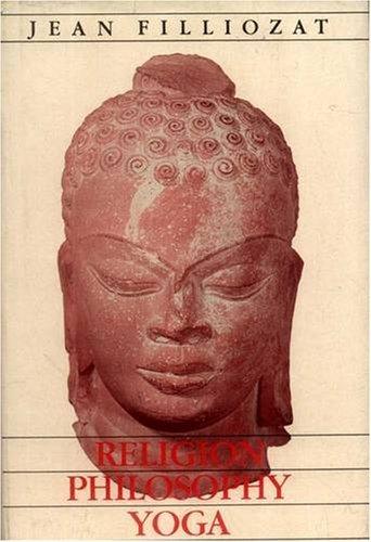 Religion Philosophy Yoga by Jean Filliozat (1991-05-08) par Jean Filliozat