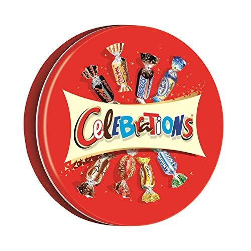 Célébrations - Boite Métal 435G - Lot De 3 - Vendu Par Lot - Livraison Gratuite En France