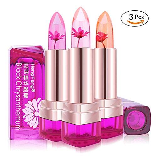 cineen-colour-change-lip-gloss-3-pcs-set-lipstick-professional-long-lasting-moisturizing-jelly-cryst