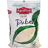 #2: AgroPure Gold Pulses - Urad Dhuli, 1kg Pouch