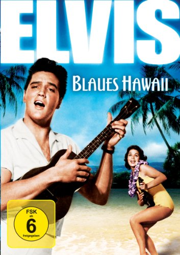 Elvis Presley - Blaues Hawaii [Edizione: Germania]