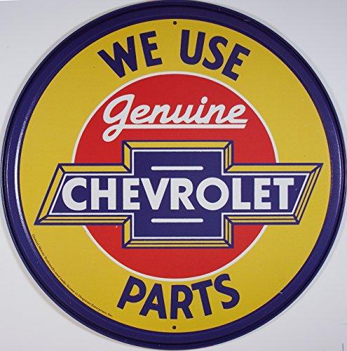 chevrolet-parts-targa-placca-metallo-piatto-nuovo-30x30cm-vs928