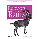 Ruby on Rails: Up and Running by Bruce Tate (2006-08-01)