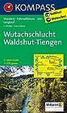 Wutachschlucht - Waldshut - Tiengen: Wanderkarte mit Aktiv Guide, Radwegen und Loipen. GPS-genau. 1:25000 (KOMPASS-Wanderkarten, Band 899)