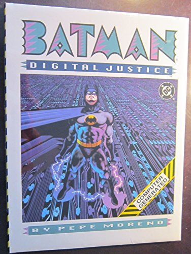 Batman: Digital Justice - Justice Batman-digital