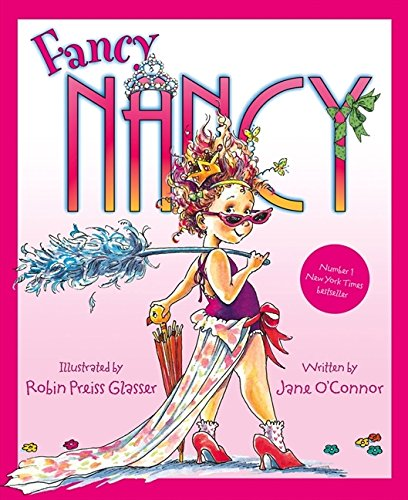 Fancy Nancy (Kind Fancy Dress)