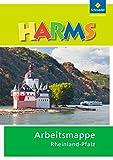 HARMS Arbeitsmappe Rheinland-Pfalz - Ausgabe 2015 -