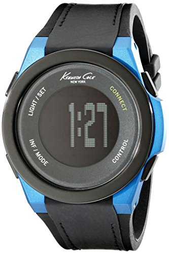 Kenneth Cole 10022808 KC Connect- Technology Digital Watch For Unisex