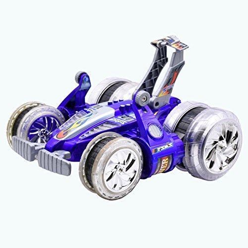 Multi-Modus Aufrecht Stunt Auto Geschwindigkeit Drift Spielzeug Auto Fernbedienung Dump Vier Rad Seiten Flip