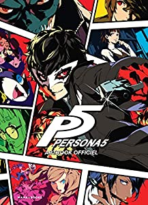 Persona 5 Artbook Officiel Edition simple One-shot