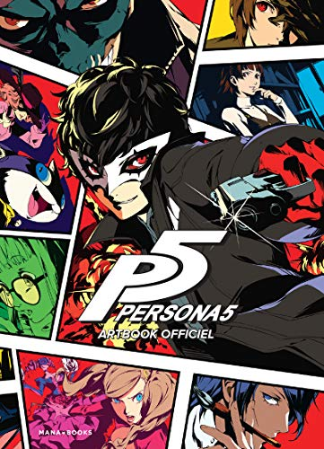 Persona 5 - Artbook officiel par  Collectif