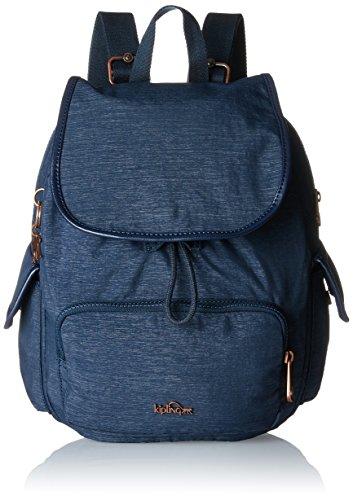 Kipling Damen City Pack S Rucksack, Blau (Spark Navy), 27x33.5x19 cm