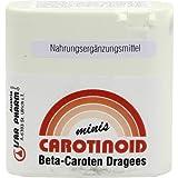 CAROTINOID Minis Dragees 150 St
