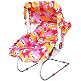 SR Product 10 In 1 Baby Infants Toddler Carry Cot Carrying Feeding Sleeping Rocker Chair Swing Hanging Play Gym Bath Tub With Safety Net & Bouncer Carrycot