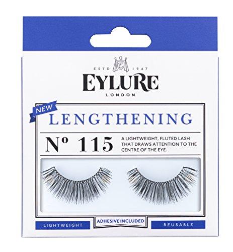 Eylure Strip Lashes, Lengthening Number 115 by Eylure