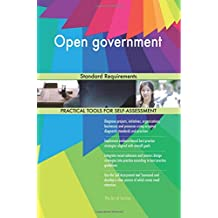 Open government Standard Requirements