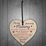 RED OCEAN Mummy To Be Plaques Gifts From Bump BABY SHOWER Baby Girl Boy Present Keepsake