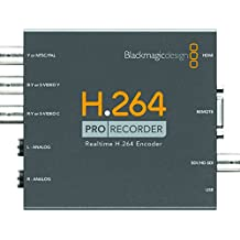 Blackmagic Design H264 Pro Recorder - Servidor de video (H.264)