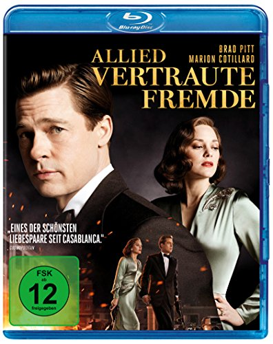 Fremde Kostüm - Allied - Vertraute Fremde [Blu-ray]