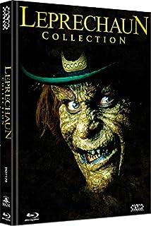 Leprechaun Collection [5 Blu-ray] - uncut - auf 500 Stück limitiertes wattiertes Mediabook