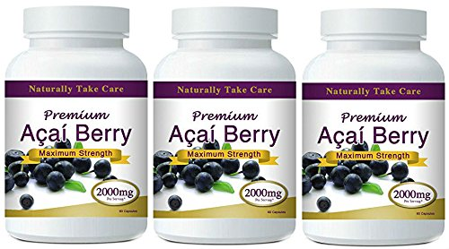 Acai-Berry-2000mg-Capsules-Freeze-Dried-Super-Food-Potent-Health-Dietary-and-Weight-Loss-Supplement-Strong-Fact-Acting-Pack-of-3