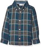 NAME IT Baby-Jungen Hemd NITILIAS LS Shirt Mini, Mehrfarbig (Lyons Blue), 98