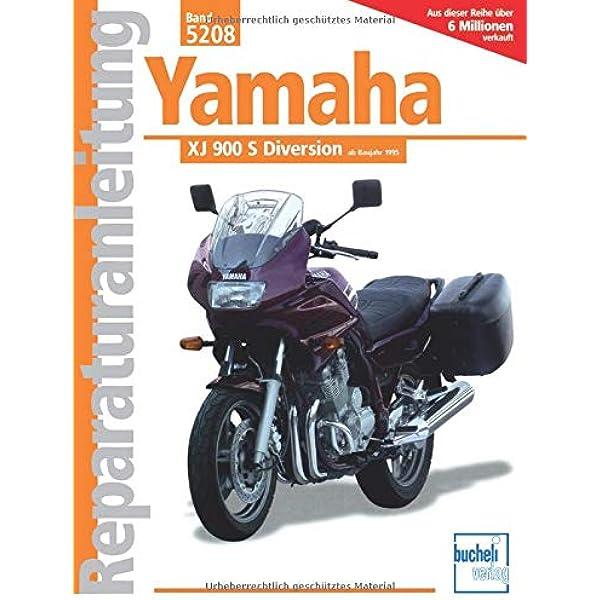Yamaha Xj 900 S Diversion Reparaturanleitungen Bücher