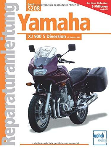 Yamaha XJ 900 S Diversion (Reparaturanleitungen)