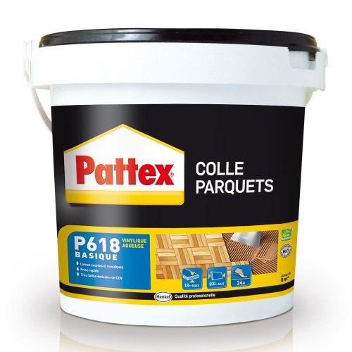 Pattex colla per parquet a mosaico, confezione da 7 kg