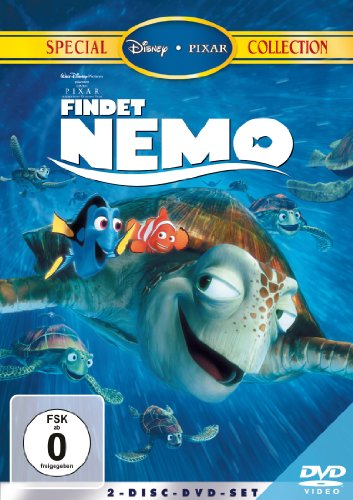 Findet Nemo (Special Collection) [2 DVDs] (Dvd Findet Nemo 2)
