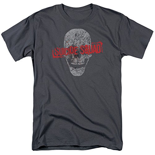 Suicide Squad Herren T-Shirt Anthrazit