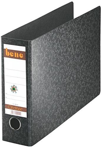 bene-90800-raccoglitore-in-cartone-rigido-formato-a4-orizzontale-colore-nero