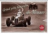 Grand Prix historique de Monaco (Wandkalender 2019 DIN A3 quer): Faszinierende Bilder des historische Grand Prix von Monaco (Geburtstagskalender, 14 Seiten ) (CALVENDO Sport) - Stefan Bau