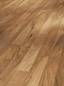 PARADOR Laminat Nussbaum 2-Stab Holz Struktur Schiffsboden Klicklaminat 2,991 m²