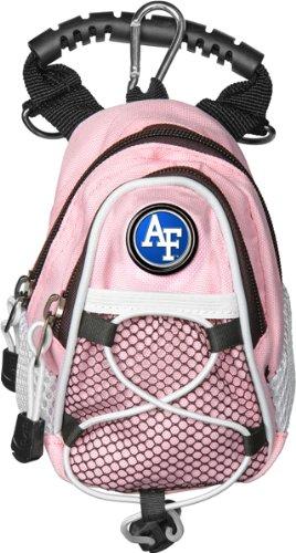 LinksWalker Air Force Falcons-Mini Day Pack, Pink, One Size - Air Force Falcons Mini
