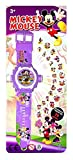 #4: FCS Mickey Mouse Projector Boy's and Girl's Watch