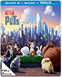 Pets - Steelbook [Blu-ray] [Limited Edition]