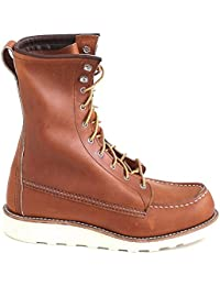 Red Wing Womens 8 Inch Moc 3427 Oro Leather Boots 37 EU