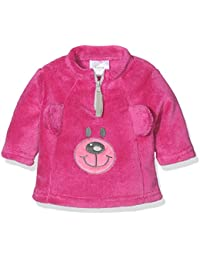 "Twins Unisex Baby Half Zip Sweater ""Teddy Bear"""