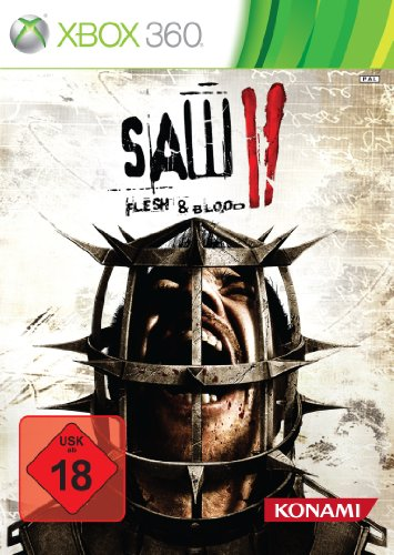 SAW 2 - Flesh and Blood (360 Xbox Ii Saw)