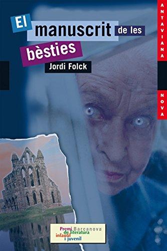 Resultat d'imatges de Jordi Folck en El manuscrit de les bèsties
