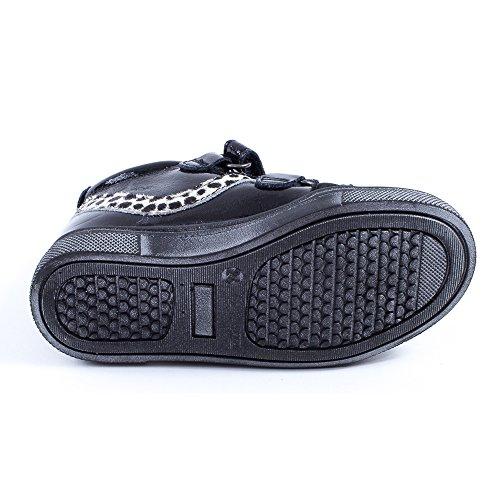 Babybotte Kiran, Sneakers Hautes fille Noir
