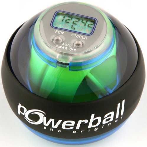 #Powerball the original®  Handtrainer Basic plus Counter (digitalem Drehzahlmesser)#