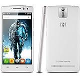 THL 2015A 5.0 '' 4G Smartphone Android 5.1 Débloqué 2 Go RAM+ 16 Go ROM 2700mAh IPS HD 1280 * 720 Pixels Capacitif Multitouch Ecran 13M (caméra B) et 8M (caméra F) Google Play APP GPS WIFI Dual SIM