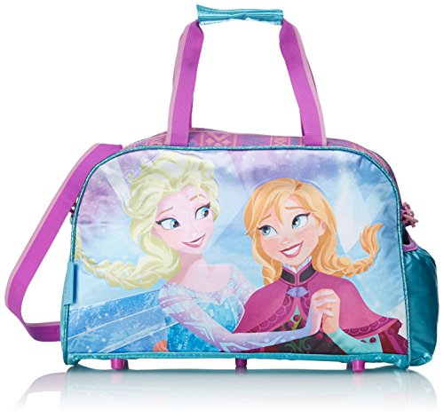 Frozen Bolsa de Deporte, Color Lila